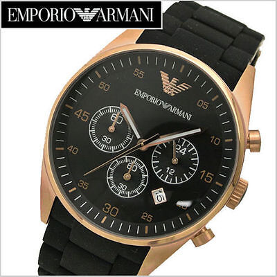 душатся emporio armani sportivo watch chronograph ar5905 группа