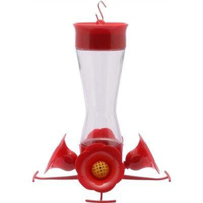Perky Pet 203CPBN Pinch-Waist Hummingbird Feeder, 8 oz Capacity