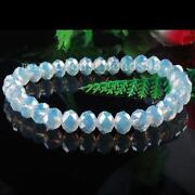 Faceted Crystal Stretch Bracelet