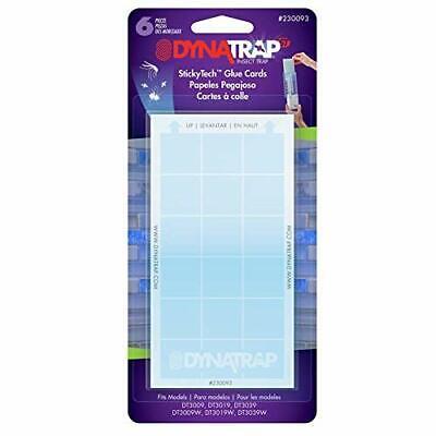 -Stickytech Fly Trap Glue Board Refill, 6-Pk.