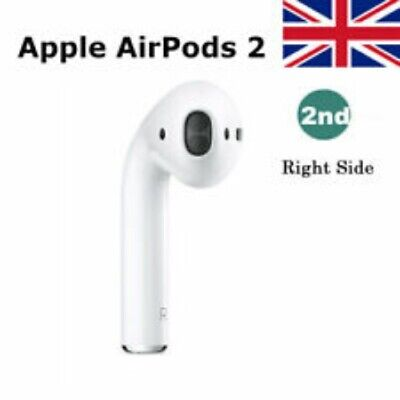 Genuine Apple Airpods 2nd Generation Replacement Airpod - Right Ear Only