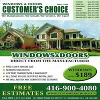 We Manufacture, We Install, We Service, We Care !