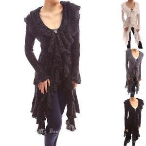 Ruffle Cardigan: Sweaters | eBay