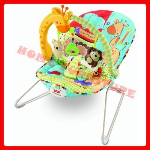 Fisher Price Calming Vibrations Baby Bouncers Ebay