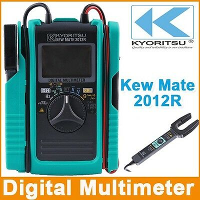 Kyoritsu 2012r Acdc Multimeter With Dc Amps - Brand New