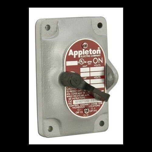 APPLETON EFKF12Q N 3/4 IN. NEW