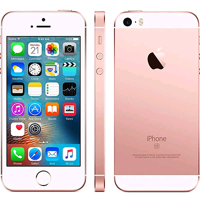 Smartphone Apple Iphone Se 32gb 4, 4g Lte Rose Gold Oro Rosa Garanzia Eu Rosa- smart - ebay.it