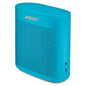Enceinte Bluetooth® SoundLink Colour II de Bose - Bleu aquatique