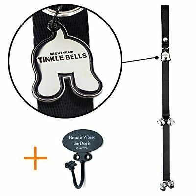 Mighty Paw Tinkle Bells, Premium Quality Dog Doorbells, Housetraining Doggy Door