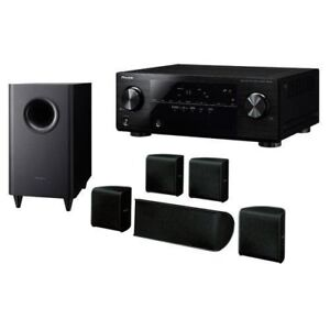 Pioneer HTP-071   5.1 Channel Home Theatre  System
