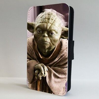 Yoda Star Wars The Force FLIP PHONE CASE COVER for IPHONE SAMSUNG