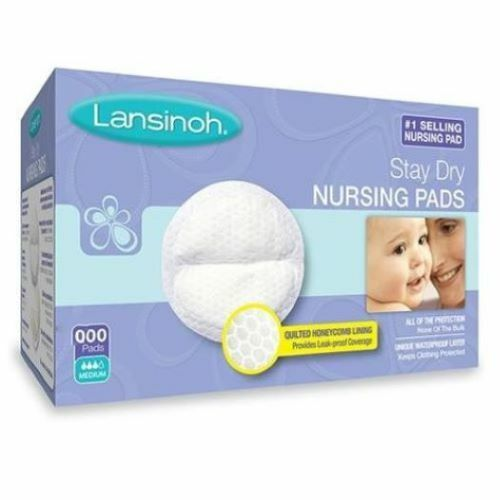 Lansinoh Stay Dry Nursing Pads 300 Count