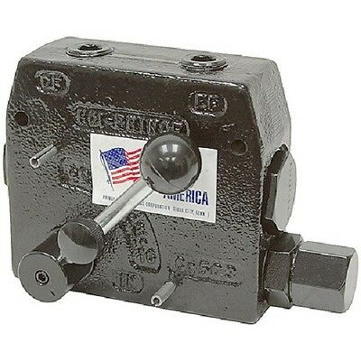 Prince Hydraulic Compensated Flow Control Rdrs-150-16 12 Port 0-16gpm Relief