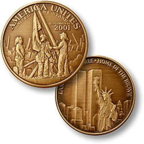 Twin Towers Coin Ebay