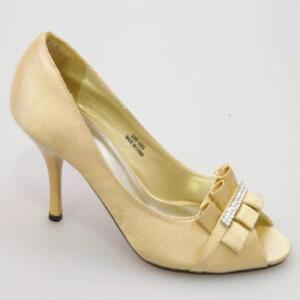 Gold shoes ebay gold wedding shoes junglespirit