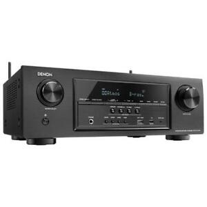 Denon AVR-S720W 7.2 4K Ultra HD Dolby Atoms AV Receiver