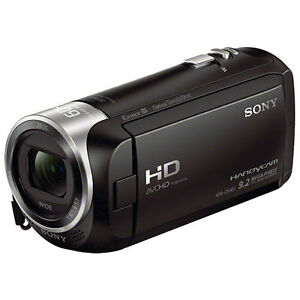 Sony HDR-CX405 Handycam video camera/ camcorder