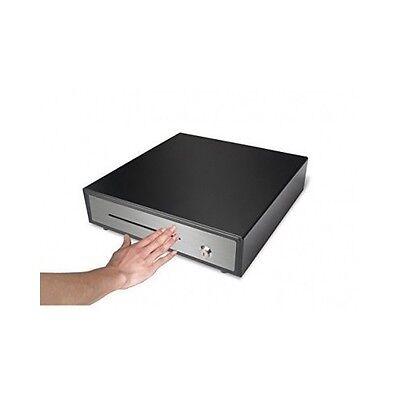 Pos Cash Drawer Register Safe Under Counter Heavy Duty 16 Manual Push Open Bill