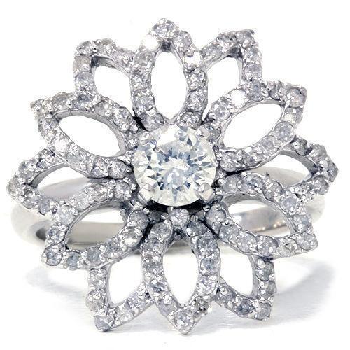 Womens Diamond Engagement Rings
