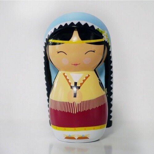 Saint Kateri of Tekakwitha Shining Light Doll
