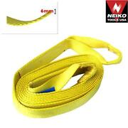 Heavy Duty Tow Strap