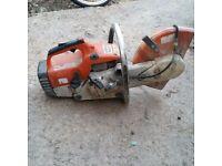Stihl TS400 petrol con saw