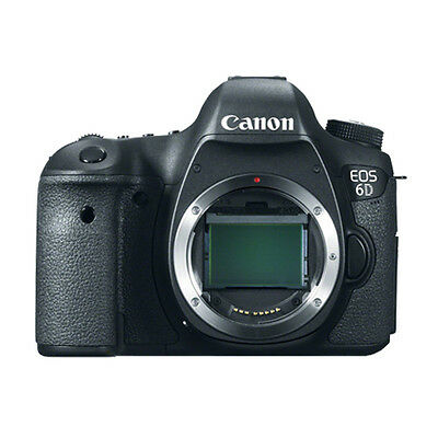 Canon EOS 6D from Red Tag Camera