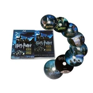 Harry Potter: Complete 8-Film Collection DVD