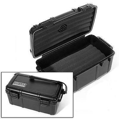 HERF A DOR X15 CIGAR CADDY TRAVEL HUMIDOR HOLDS 15 CIGARS! WATERPROOF! SAVE 51%!