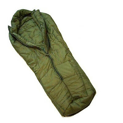British Army Arctic sleeping Bag - With Stuff Sack - LARGE