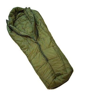 British Army Arctic sleeping Bag - With Stuff Sack - Medium.
