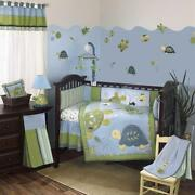 Turtle Crib Bedding