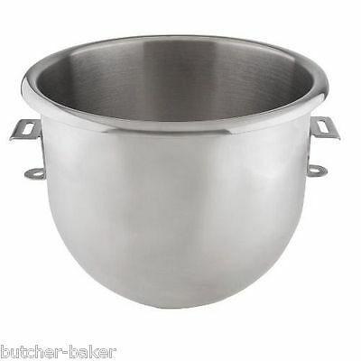 12 Qt Quart Stainless Steel Dough Mixer Bowl For Hobart A120 120t A120 120