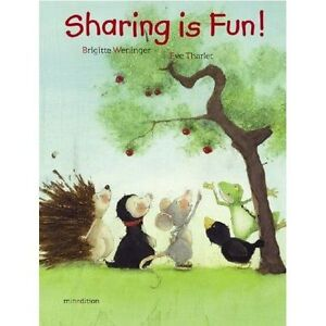 Sharing is Fun,Eve Tharlet,New Book mon0000115733