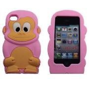 iPhone 4 3D Silicone Case