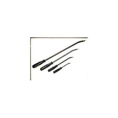 - Sunex 9704 Pry Bar Set 4 Piece Bent End Black Handles
