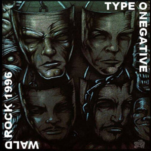 Type O Negative Live CD Waldrock 1996
