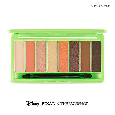 Ship By Usps   The Face Shop   X Disney Mono Pop Eyes  02 Mike Limited 9 5G