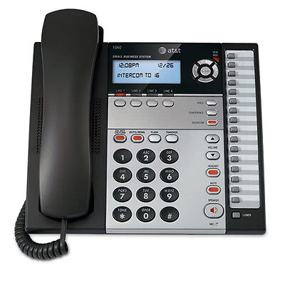 Att 1040 4 Line Phone - Multi Line Phone