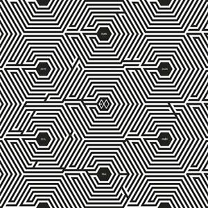 EXO-K-Overdose-2th-Mini-Album-Chinese-Ver-CD-Folded-Poster-K-POP-Sealed