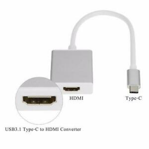 Weekly promo!  USB 3.1 TYPE C TO HDMI CABLE ADAPTER
