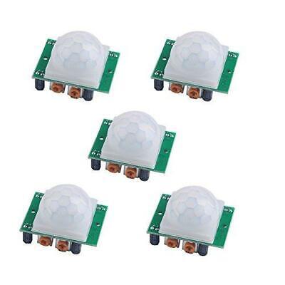 Stemedu Hc-sr501 Pir Sensor Infrared Ir Body Motion Module For Arduino Raspberry