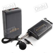 Wireless Clip on Microphone
