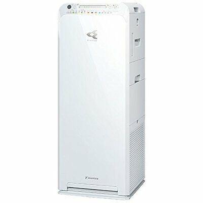 DAIKIN MCK55S-W White Humidification Streamer Air Cleaner Slim Tower New Japan