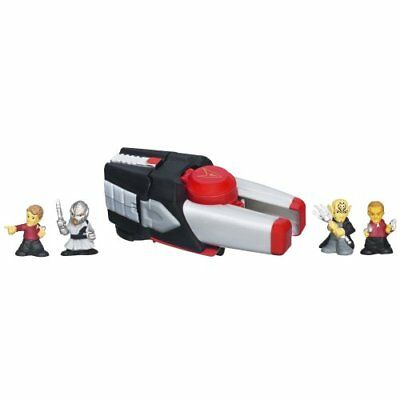 Star Trek Fighter Pods Ninja Star Attack Pods Launcher for sale  Shipping to India