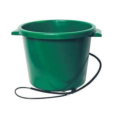Farm Innovators 16 Gal Equine Horse Heated Water Tub - Freeze Resistant Ht-200