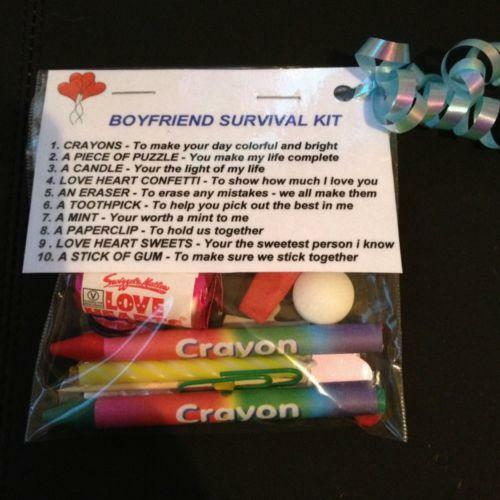 Boyfriend Survival Kit: Celebrations & Occasions