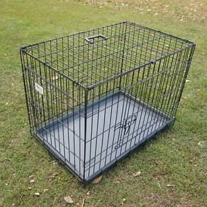 "BENGO 48"" Collapsible Metal Pet Dog Cage Crate - XXLarge Chipping Norton Liverpool Area Preview"