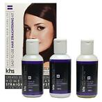 KHS Keratine Home System Smoothing Straight System Kit