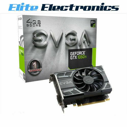 Evga 04G-P4-6251-KR Geforce Gtx1050 Ti Gaming Pcie Ctlr 4gb